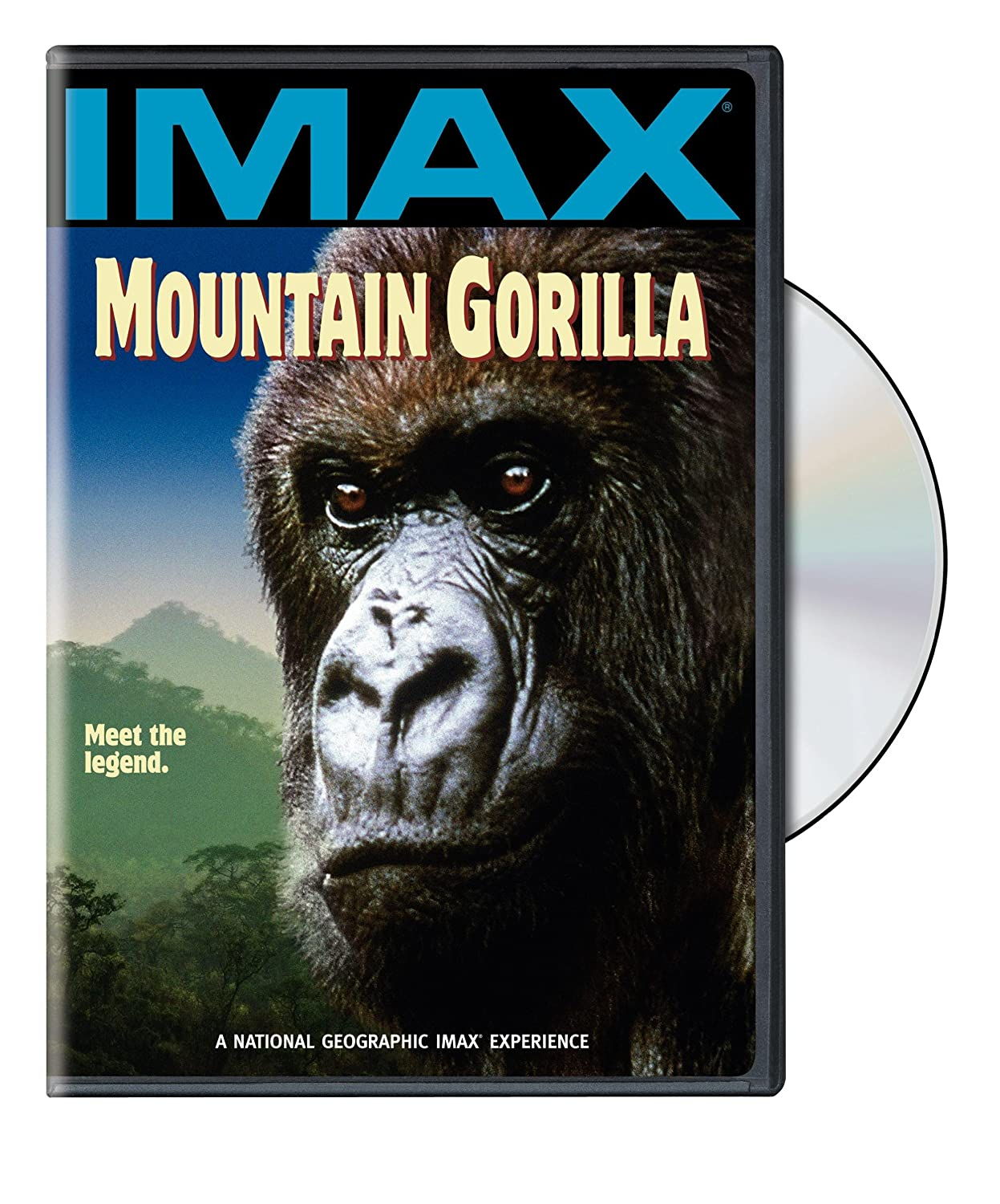 Mountain Gorilla [IMAX] Adrian Warren Steve Lucas IMAX / Warner Home Video 794051800527