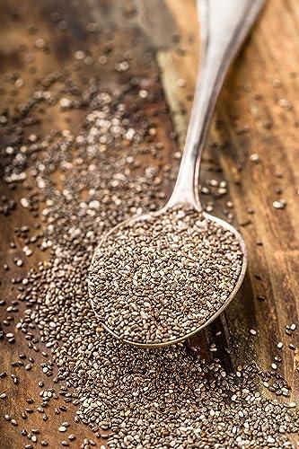Divine Organics, 16 oz Dynamic Chia semillas – Orgánico ...