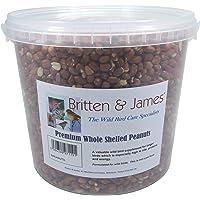 Britten & James Cacahuetes de calidad superior sin
