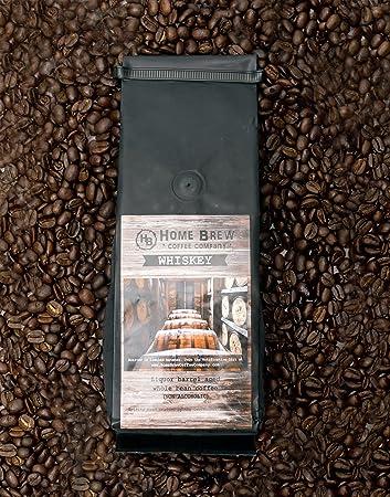 Amazon com: Whiskey Barrel Aged Coffee - Single origin