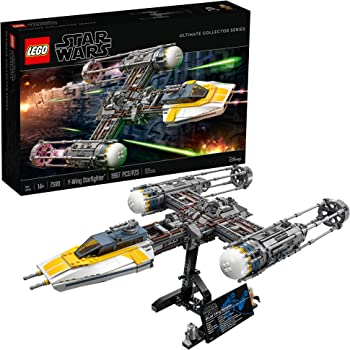 Lego Star Wars Y-Wing Starfighter 75181 Building Kit