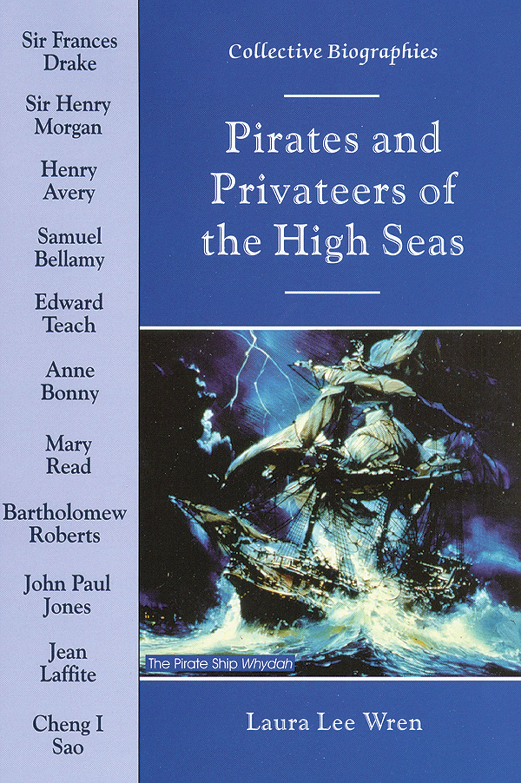 Download Pirates and Privateers of the High Seas (Collective Biographies) pdf