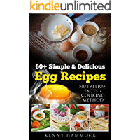 60+ Simple & Delicious Egg Recipes: Nutrition Facts + Cooking Method