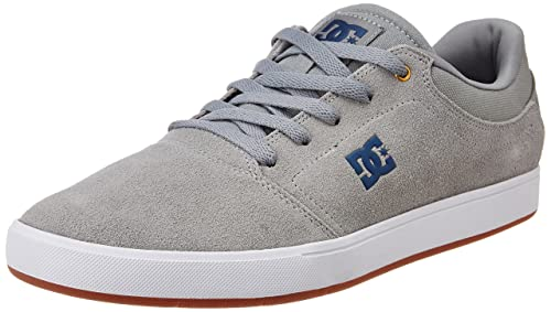 DC Shoes Crisis M - Zapatillas de Skate para Hombre, Color Gris, Talla 40 EU: DC Shoes: Amazon.es: Zapatos y complementos