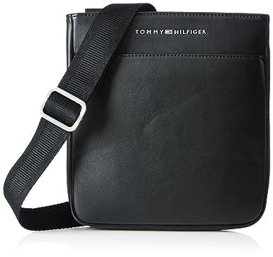 profiter de prix pas cher 2019 authentique le magasin Tommy Hilfiger City Mini Homme Cross Body Bag Noir