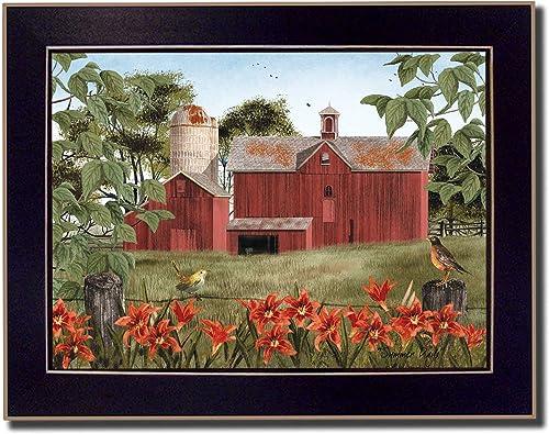 """""""Summer Days"""" Canvas Wall Art"""