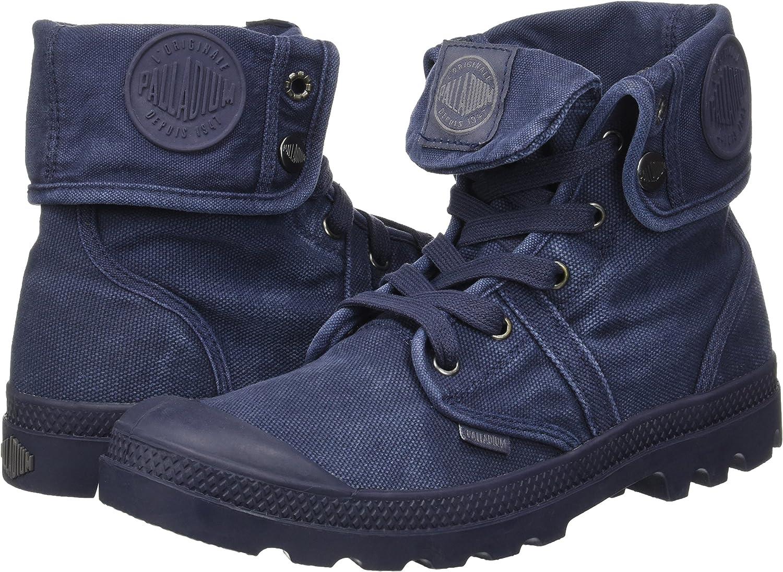 Palladium Damen Us Baggy W F Hohe Sneaker