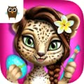 Jungle Animal Hair Salon 2 - Tropical Pet Makeover