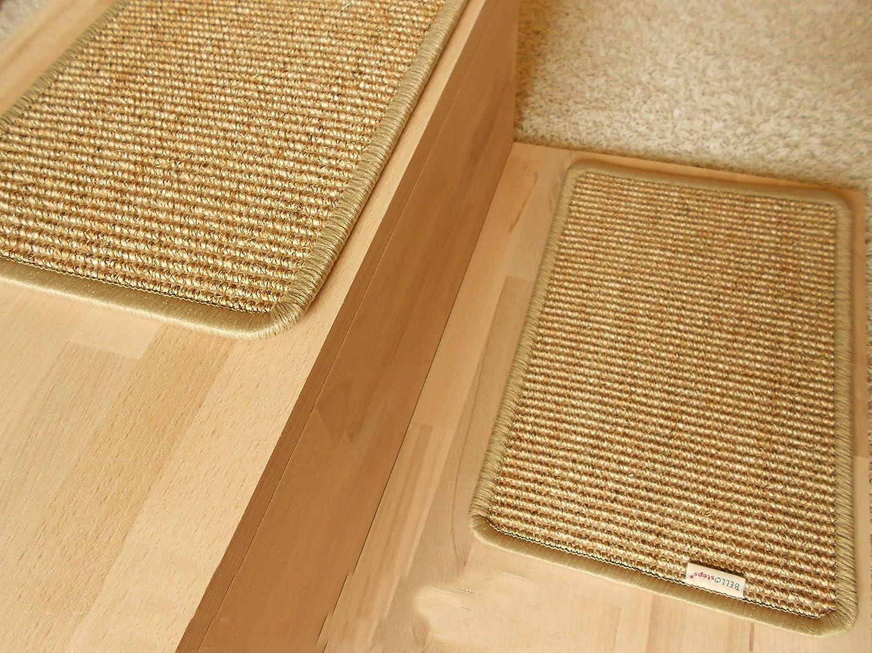 Faszinierend Teppich Treppenstufen Ohne Kleben Galerie Von Bellosteps® Stufenmatten Für Große Hunde Kleber, 15er