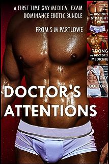 Naughty gay doctor