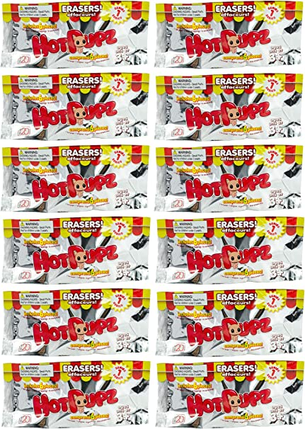 hotpupz Erasers Series 1