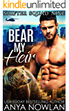 Bear My Heir: BBW Werebear Navy SEAL Second Chance Forbidden Pregnancy Romance (Shifter Squad Nine Book 1)