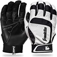 Franklin Sports Shok-Sorb Pro Adult Series Batting Gloves