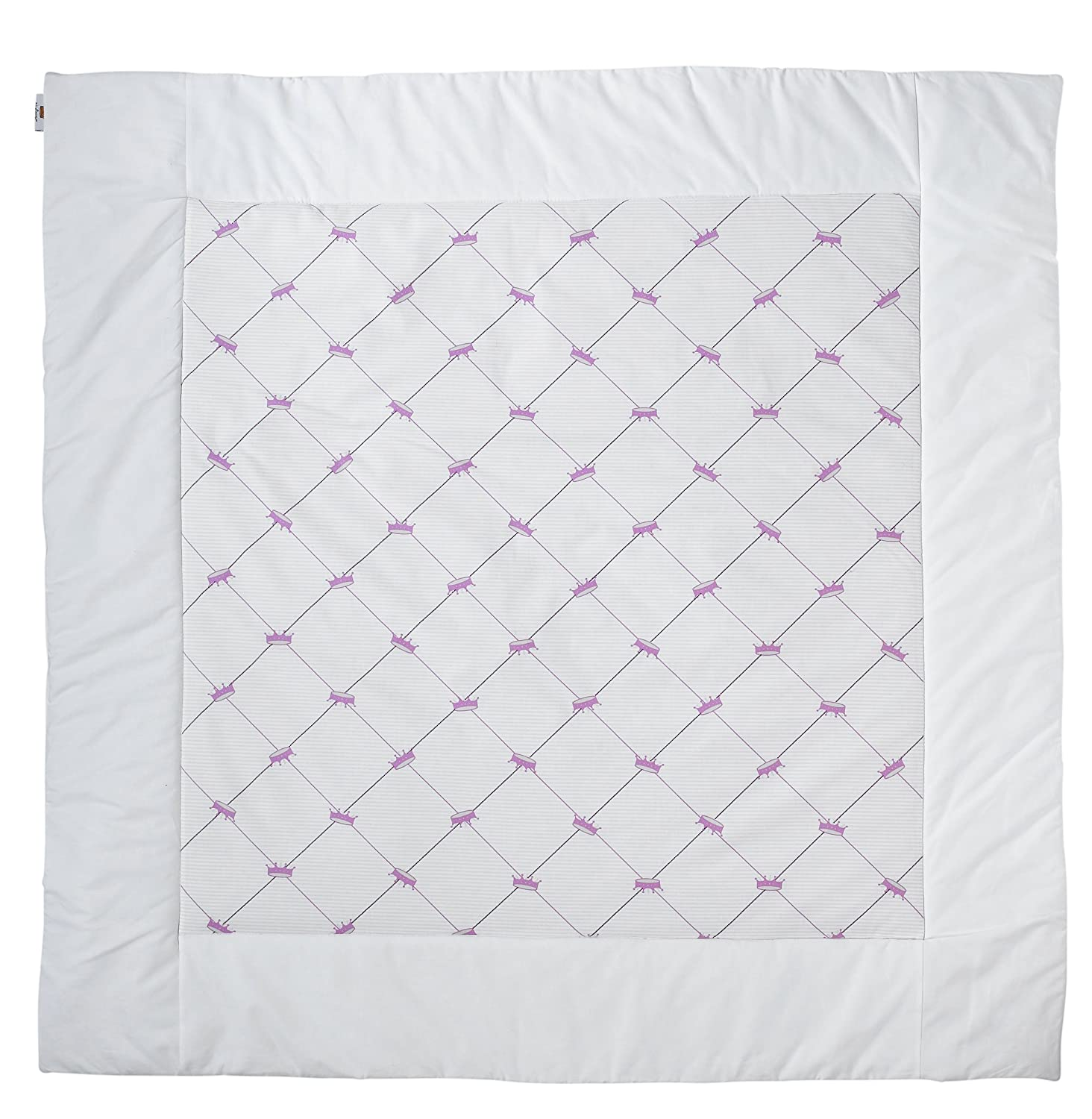 Nicolientje Playing Mat (Pink, 140 X 140cm) 700318