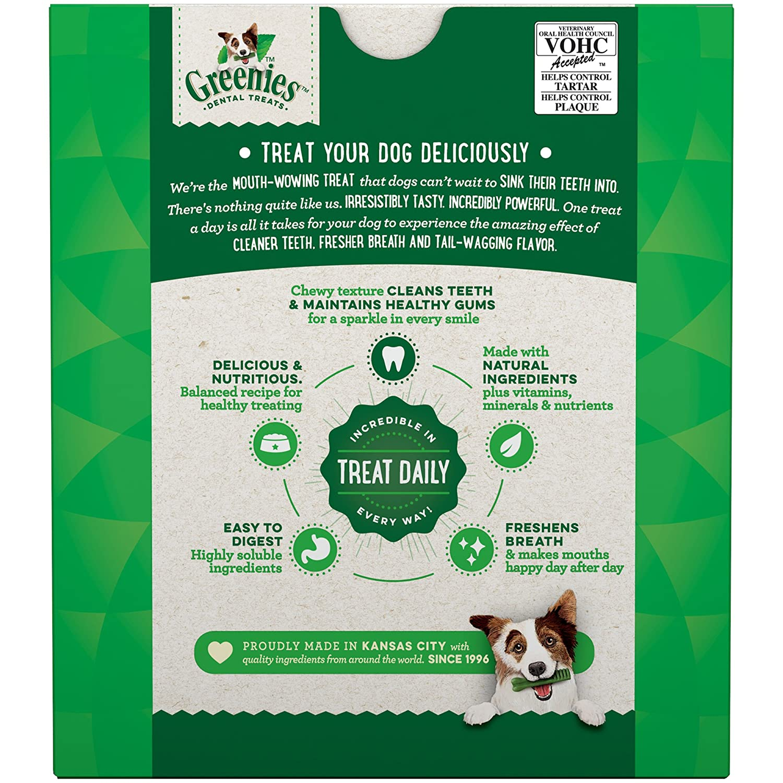 Greenies Dental Dog Treats 10123660