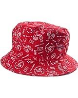Sriracha Print All Over Bucket Hat