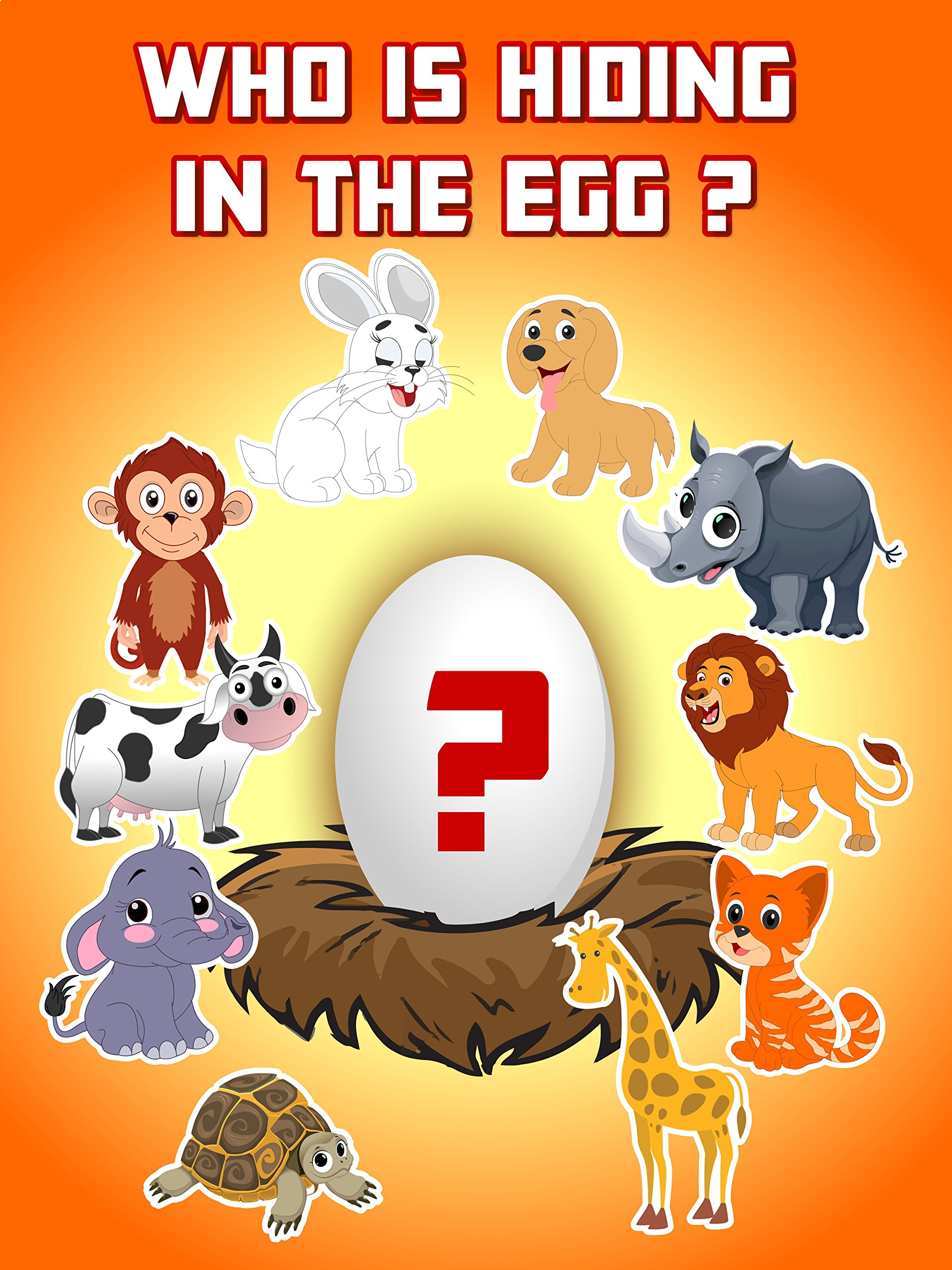 Who Is Hiding In The Egg ? on Amazon Prime Video UK