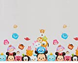 American Greetings Tsum Tsum Plastic Table