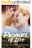Promises of Love: A Contemporary Christian Romance (English Edition)