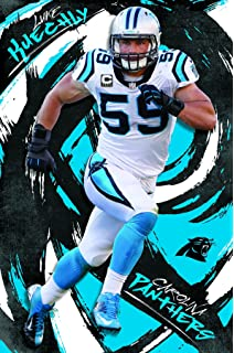 Trends International Carolina Panthers Luke Kuechly Wall Posters