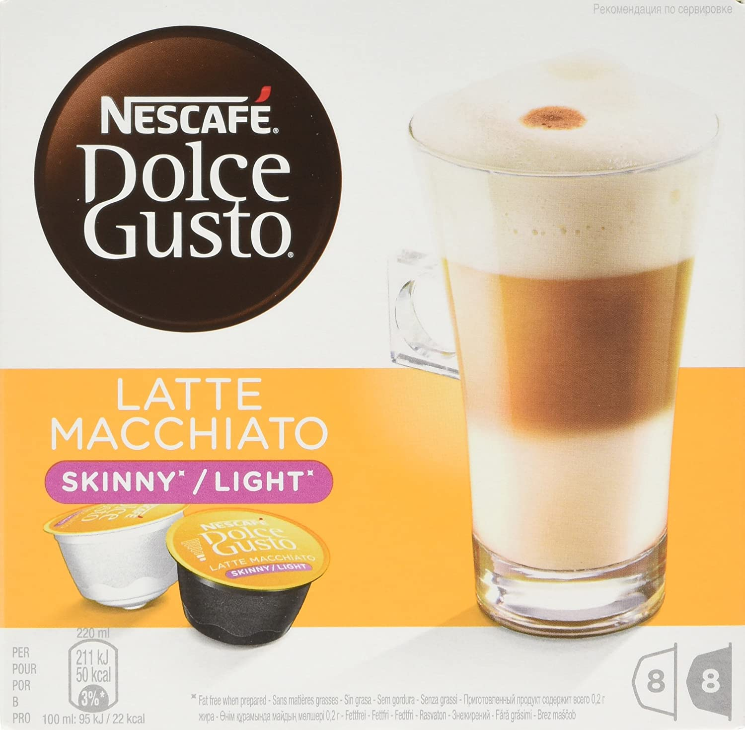 Coffee Home & Garden Qualified Nescafe Dolce Gusto Latte Macchiato Coffee Pods Factory Direct Selling Price