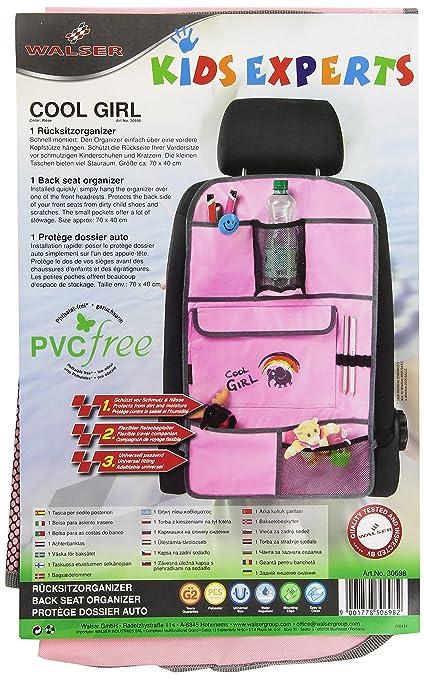 18 opinioni per Walser 30698 Organizer per bambini Cool Girl portaoggetti per schienale sedile