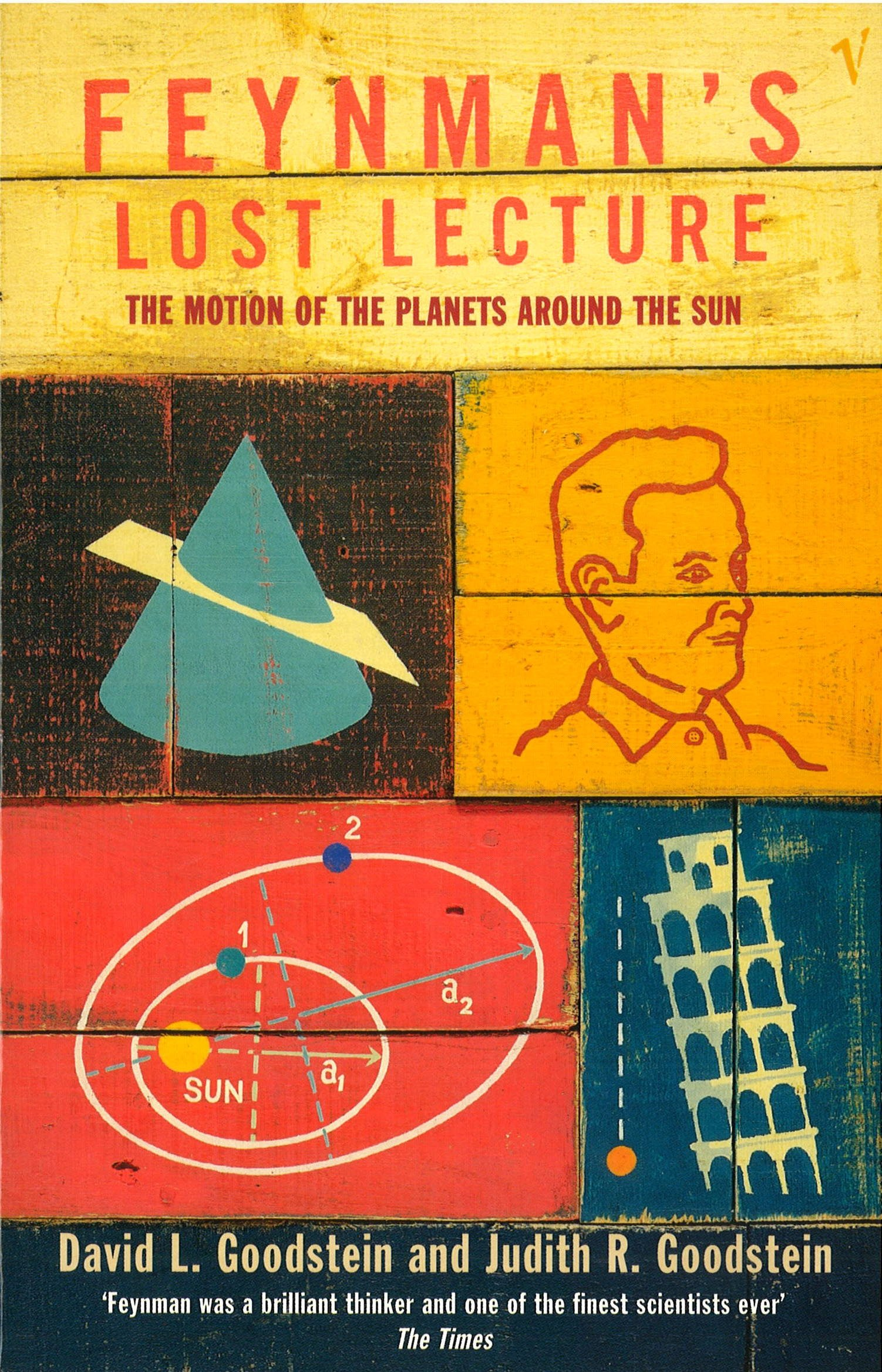 Buy Feynman's Lost Lecture: The Motions of Planets Around the Sun Book  Online at Low Prices in India | Feynman's Lost Lecture: The Motions of  Planets Around ...