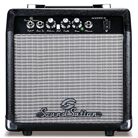 soundsation Classic 10 – 10 W Combo Amplifier para guitarra eléctrica