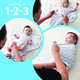 SwaddleMe Original Swaddle 3PK, Little Whales, Small