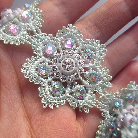 PINK RHINESTONE beads TRIM Rhinestone trimming,edging,EMBELLISHMENT,SEW,crafts