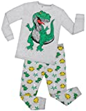Amazon Price History for:Boys Dinosaurs Pajamas Children Christmas Cotton Clothes Gift Set PJs Size 2 to 10 Years