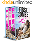 First Comes Love: Three Full Length Novels-Boxed Set