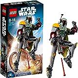 LEGO UK 75533 Star Wars Boba Fett Buildable Figure