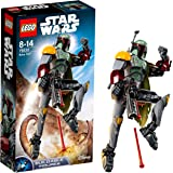 Lego Star Wars Construction-Boba Fett, 75533