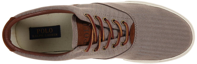 Polo Ralph Lauren Vaughn zapatilla de deporte de moda: Amazon.es: Zapatos y complementos
