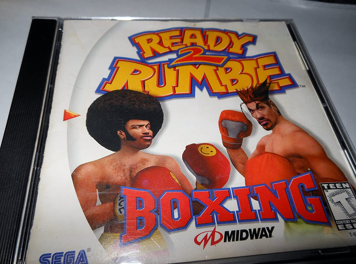 Ready 2 Rumble Boxing: Video Games