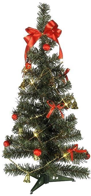 Weihnachtsbaum Natürlich.Kamaca Naturnaher Led Weihnachtsbaum Tannenbaum Mit 10 Warmen