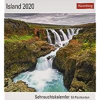 Island 2020 16x17,5cm