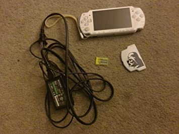 Amazon.com: PlayStation Portable psp-2001 Slim – plata ...