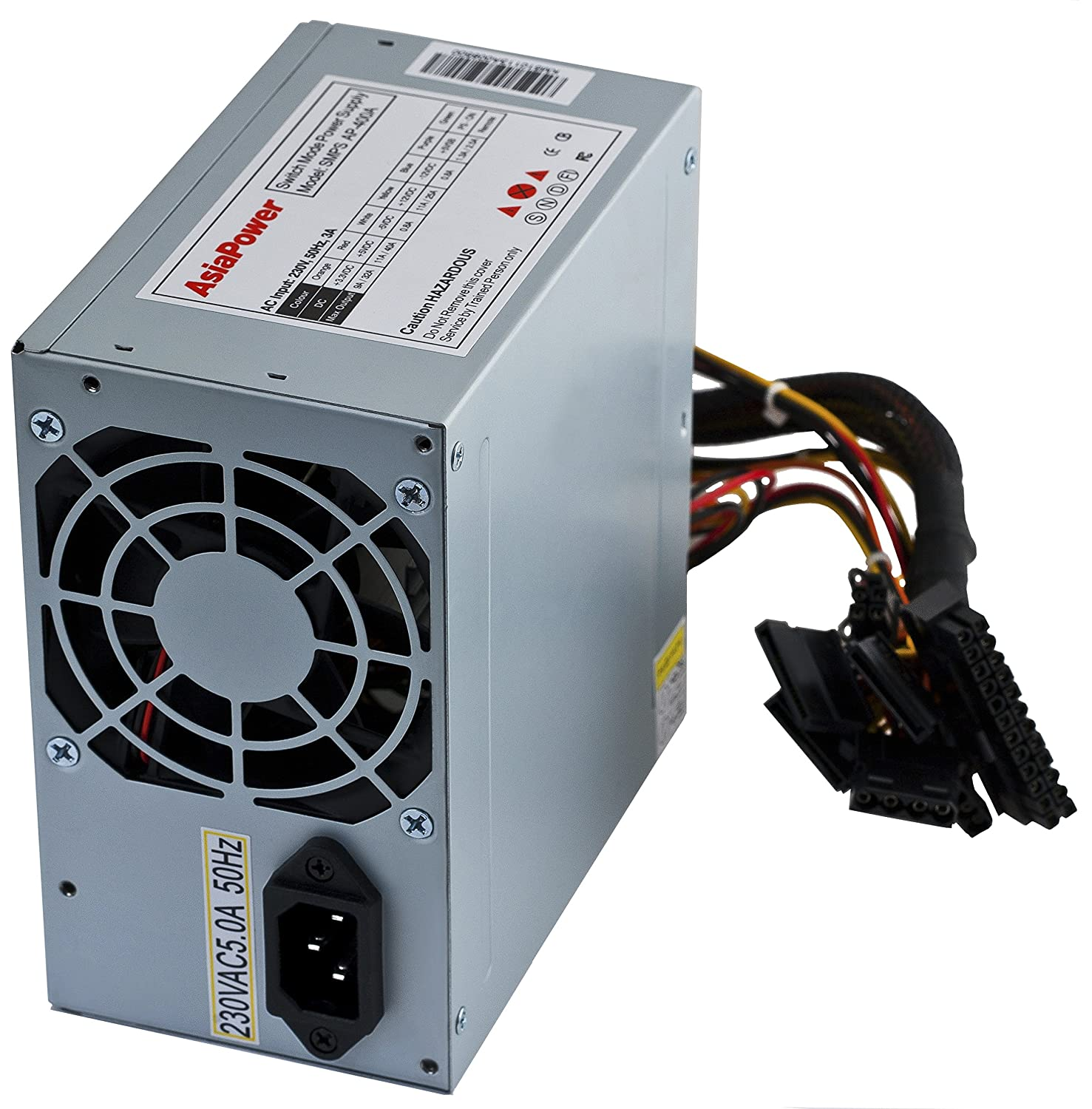 Amazon.in: Buy AsiaPower AP-500 Gold SMPS Online at Low Prices in ...