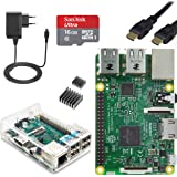 Vilros Raspberry Pi 3 Complete Starter Kit--EU Plug Edition