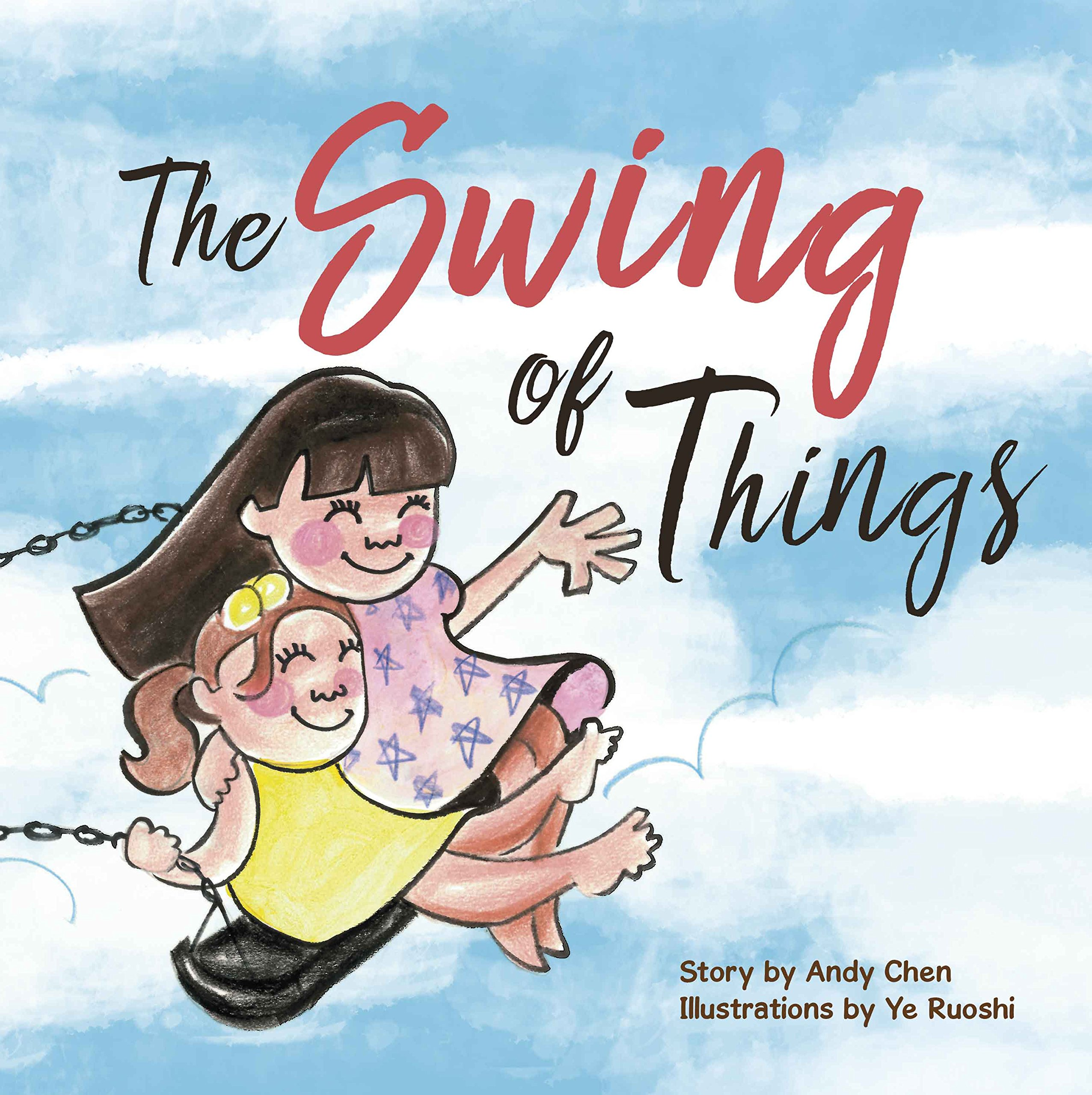 ce1a611a652e THE SWING OF THINGS  Andy Chen  9789814642934  Amazon.com  Books
