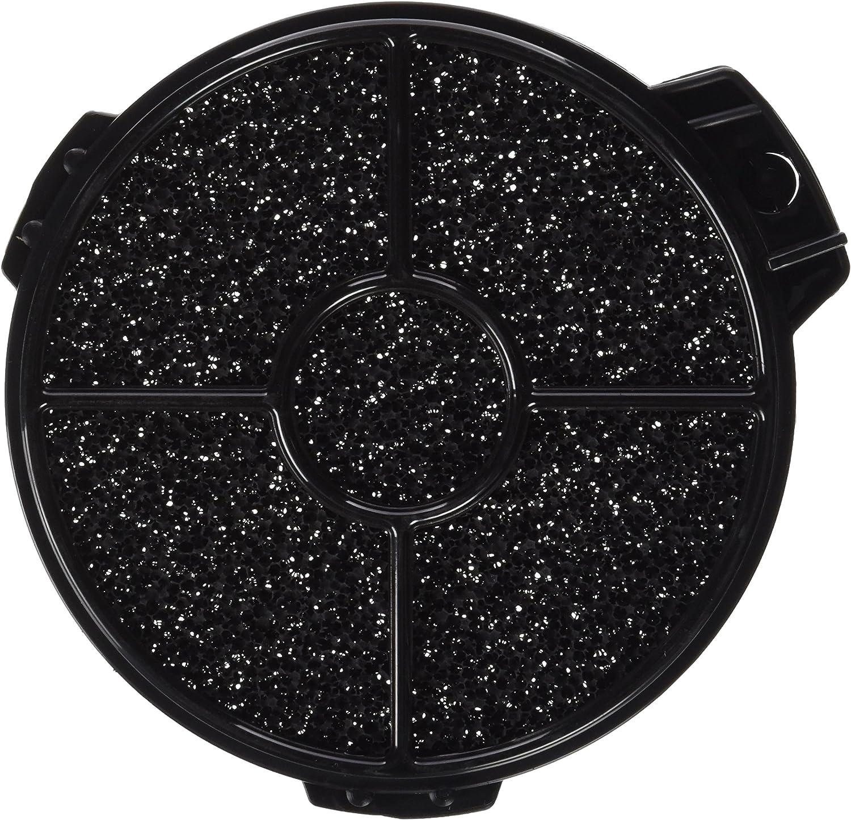 CATA 02859394 filtro carbon activo para el hogar , color negro: Amazon.es: Hogar
