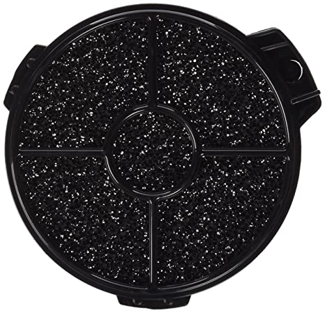 CATA 02859394 filtro carbon activo para el hogar , color negro