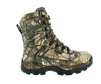 ca2125740 Itasca Men's Carbine Waterproof 1200g Thinsulate Rain Boot