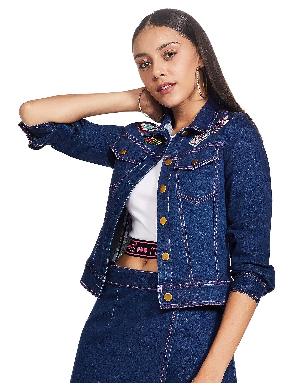 Womens Denim Jacket – Size L