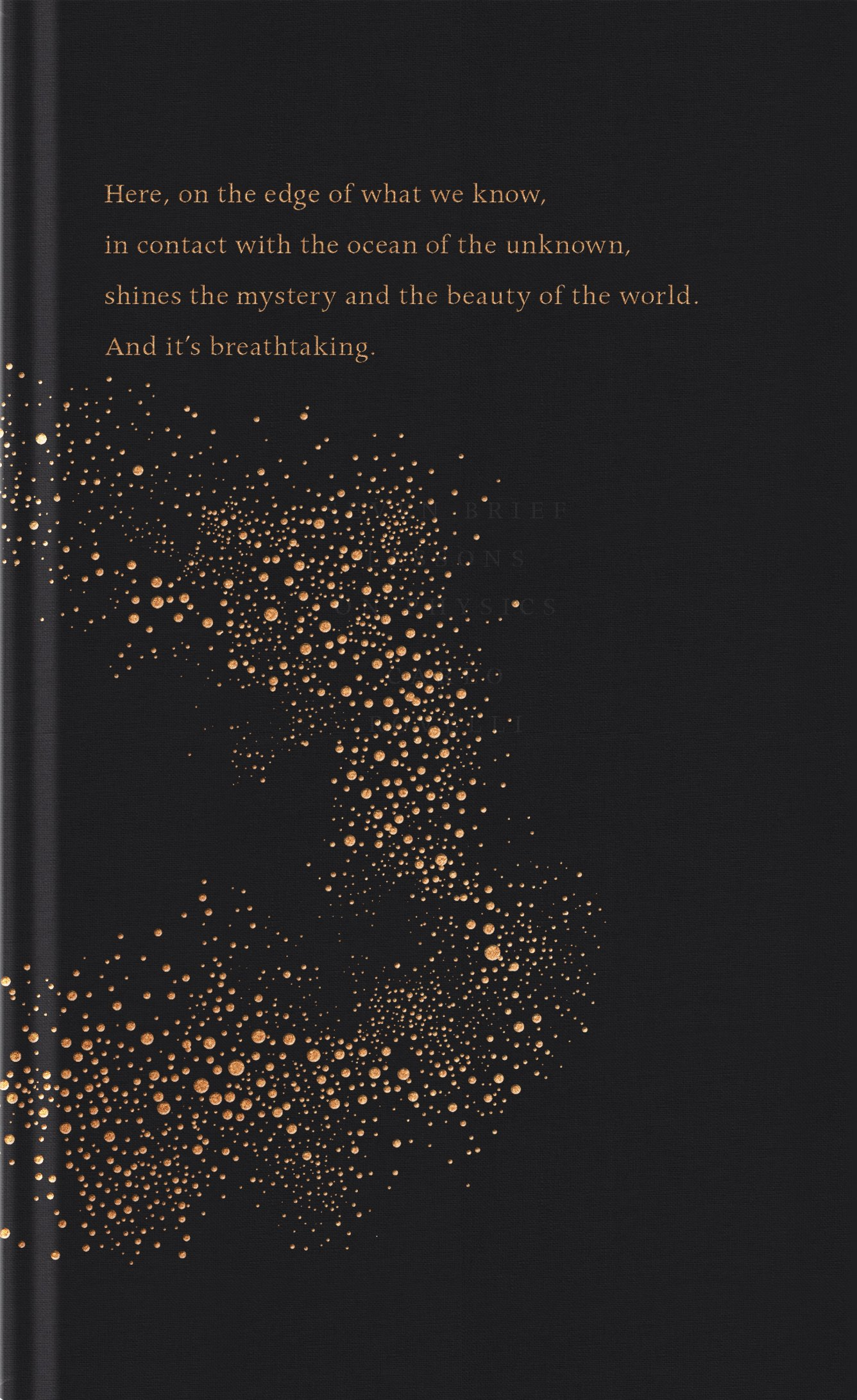 Seven Brief Lessons on Physics: Amazon.co.uk: Carlo Rovelli: 9780241235966:  Books