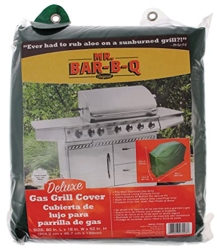 Mr. Bar-BQ Grill Cover, Large
