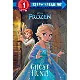 Ghost Hunt! (Disney Frozen) (Step into Reading)