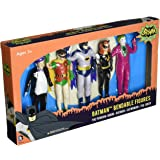 Batman 1966 Bendable Boxed Set